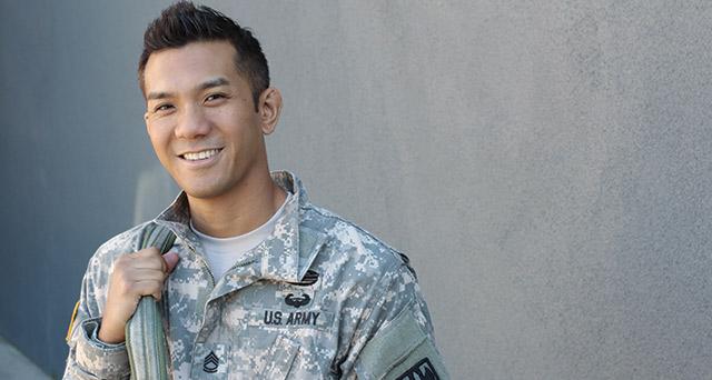 U.S. Army Service Member