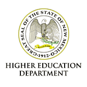 NM Higher Education Department Logo